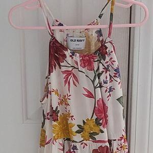 Summer time Girl's Dress